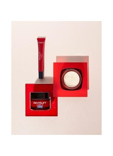 L'Oréal Paris L'Oréal Paris Revitalift Lazer X3 Yaşlanma Karşıtı Göz Bakım Kremi 40-60 yaş Renksiz